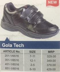 Bata School Shoes Velcro