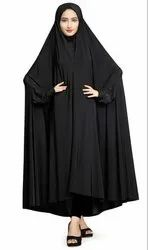 Women's Islamic Wear Arabic Chaderi Abaya Burqa