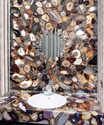 Mix Agate Vanity Counter