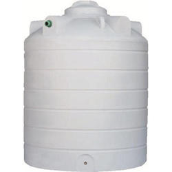 Plastic White Water Storage Tank, Capacity: 250 to 10000 L