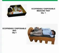 Disposable Bed And Quarantine Kit