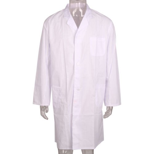 Cotton White School Lab Coat