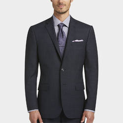 Polyester And Cotton M And L Mens Formal Suit