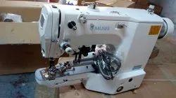 MUSEE Electronic Lock Stitch Button Machine