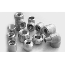 Duplex and Super Duplex 32550 Forged Fittings