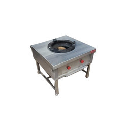 Cooking Range Chinese With Continental Range