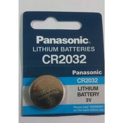 Panasonic CR 2032 Lithium Coin Battery