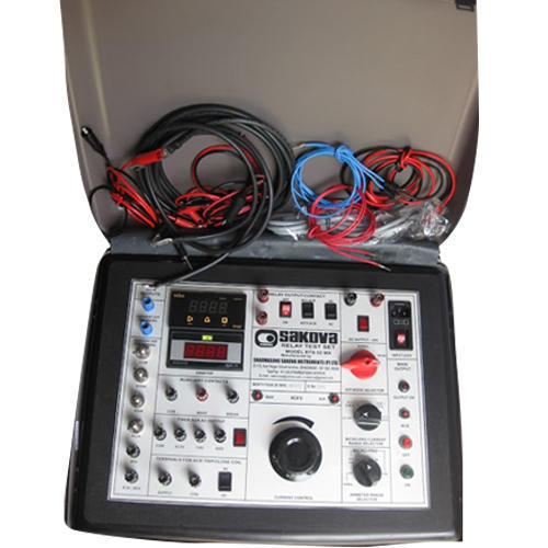 OMICRON - Three Phase Relay Testing Kit Distributor