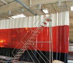 Industrial Curtain Wall