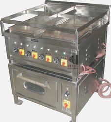Electric Cooking Range with Oven