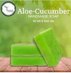 Aloe-Cucumber Soap
