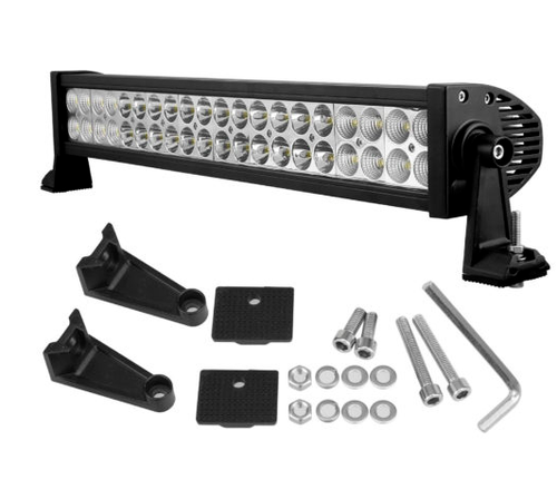 21inch 120 Watt Led Bar Off Road Light At Rs 2900 Piece Led Light Bar Id 16152621688