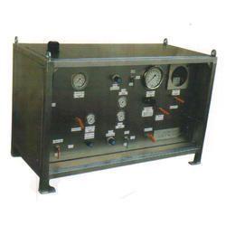 Hydraulic Pressure Test Pump System For Slickline Truck