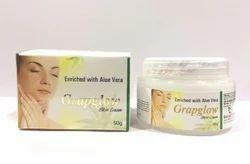 Evening Primrose Oil 2% Aloe Vera Extract 10% Vit E 0.5% Cream