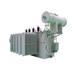 33 To 400 Kv Three Phase Oil Filled Distribution Transformer