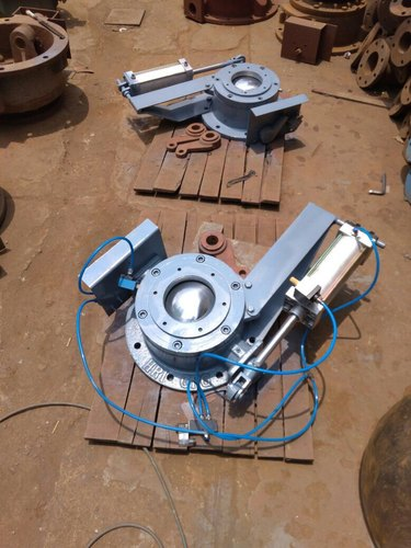 Valves For Ash Handling System Or Pneumatic Convey Dome