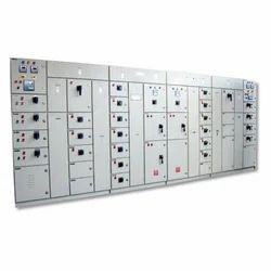 Motor Control Cabinet Panel