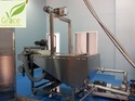 Batch Type Snacks Pellet Frying Line