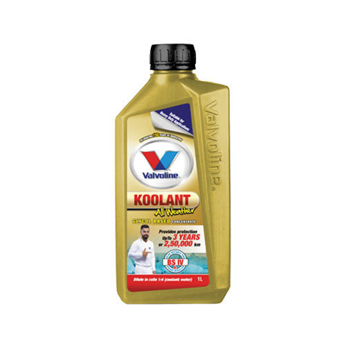 Valvoline Koolant All Weather Engine Oil