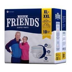 Friends Adult Diaper Pull Up ( Pant Style Size : Xl-xxl)