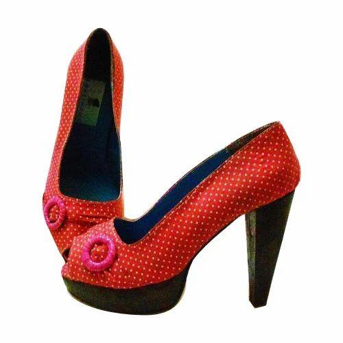5954b03740c Ladies High Heels Sandal at Rs 350  pair