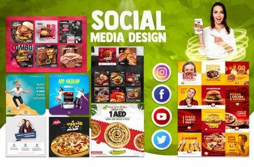 Social Media Posting Design