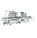 Semi Automatic Bottle Washing Filling and Capping Machine