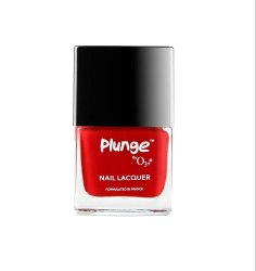 O3  Plunge Nail Paint Polish Lacquer Colour (Ruby Red)