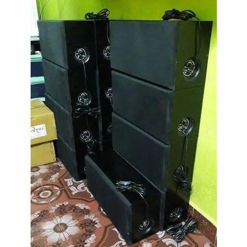 Active Speaker System
