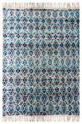 Handmade Woolen Durrie Rugs And Carpets