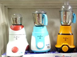 Blue Line White Mixer Grinders for Home