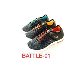 Q.Time and Polymer Mens Sport Shoes