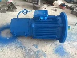 Industrial Crane Flange Mounted Brake Motor