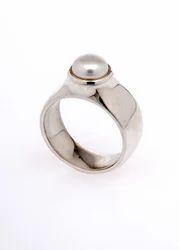 12.25 Ratti Natural South Sea Pearl ring