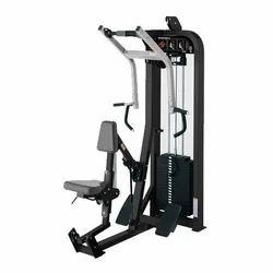 Seated Row Fitness Machine