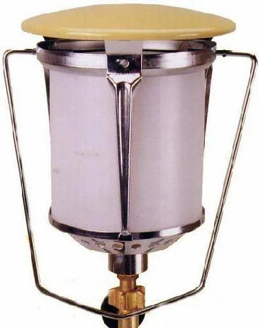 Blue And SS LPG Lantern