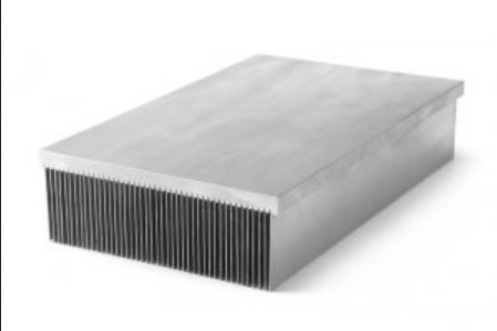 Bonded Fin Heat sink | Bhoomi Modular Systems Private