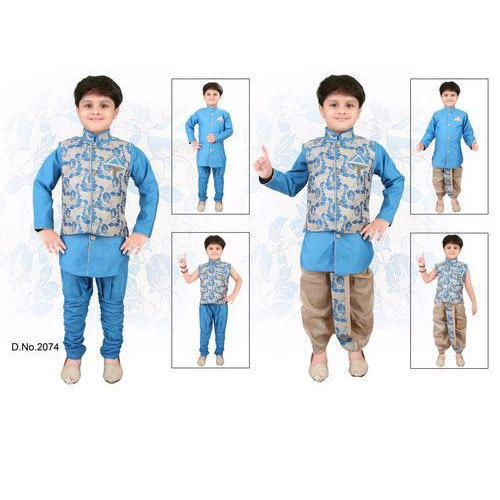 bf497f2b Boys Party Wear Indo Western Set at Rs 995 /set   Kids Indo Western ...