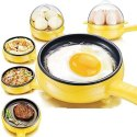 Egg Boiling and Frying Machine