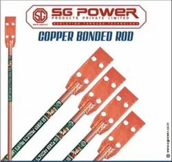 SG314 CB Copper Bonded Rod