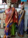 Womens saree wear