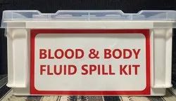 Blood  spillage kit