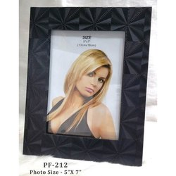 Black Design Wooden Photo Frame 5-7