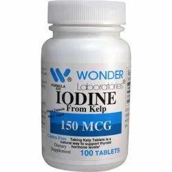Iodine Tablet