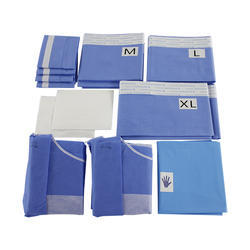 Disposable General Surgical Kits, Usage/Application: Hospital