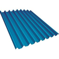 Jindal Aluminium Colored Coated Roofing Sheet