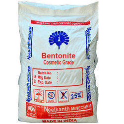 Pharma Grade Bentonite Powder