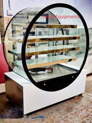 Round Display Counter