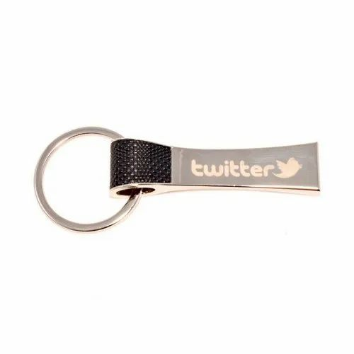 Free Packet Stainless Steel Keychain