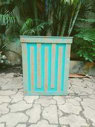 Colored FRP Garden Planter